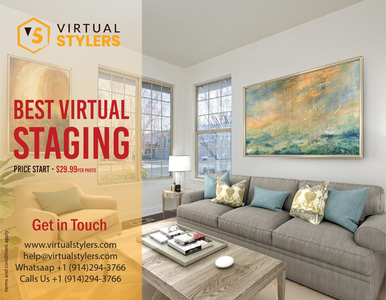 Staging Services for Your Home for Sale