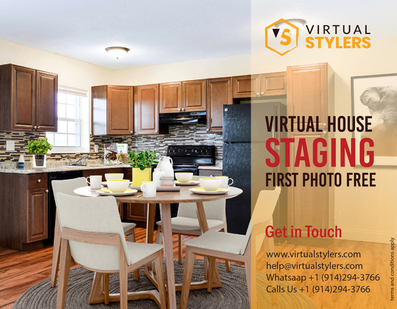 Why Virtual House Staging is Important in Texas