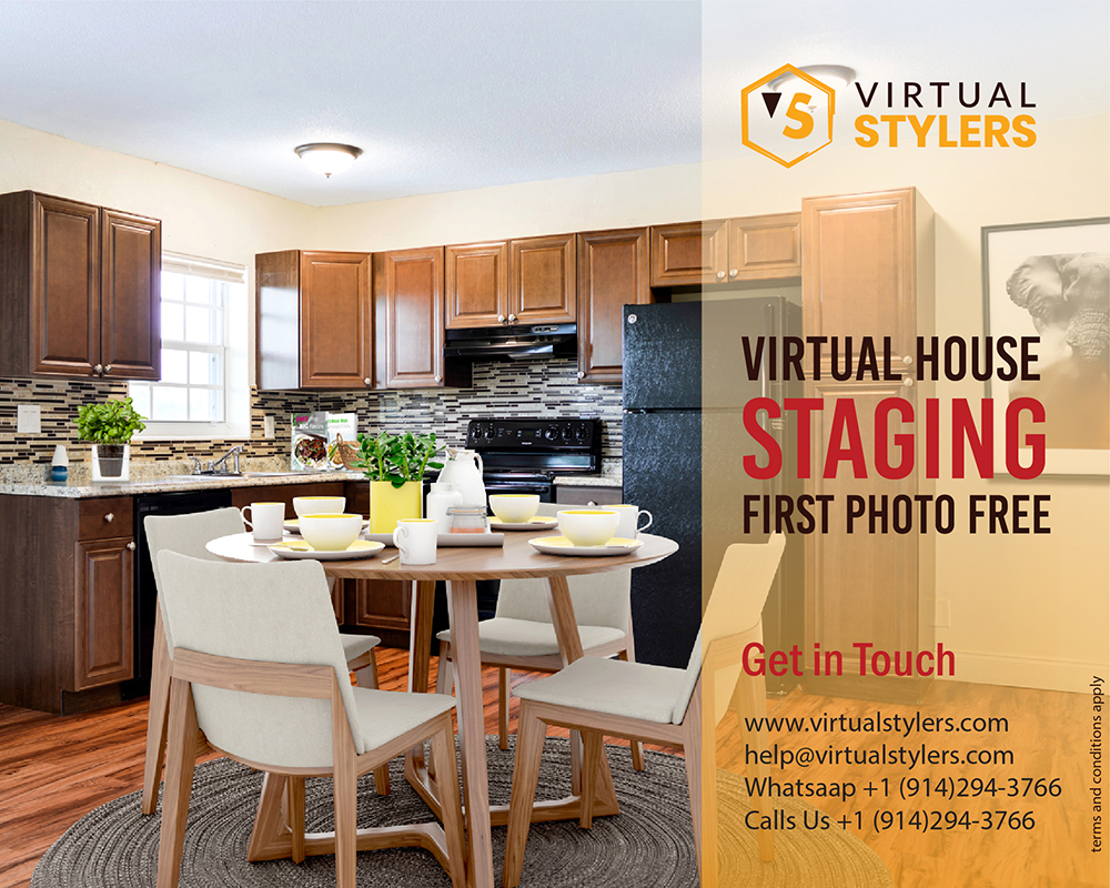 Virtual House Staging
